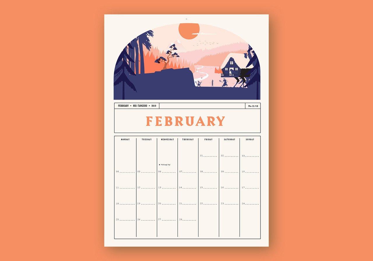 The D&d Edit — My Annual Free Calendar Is Now Available For D&d Calendar 2019
