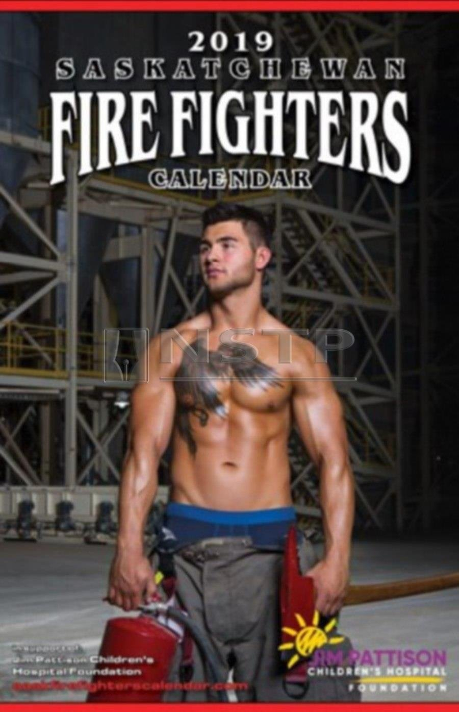 They Put Out Fires For A Living, But These Firemen Bring On The Heat X Posed Calendar 2019