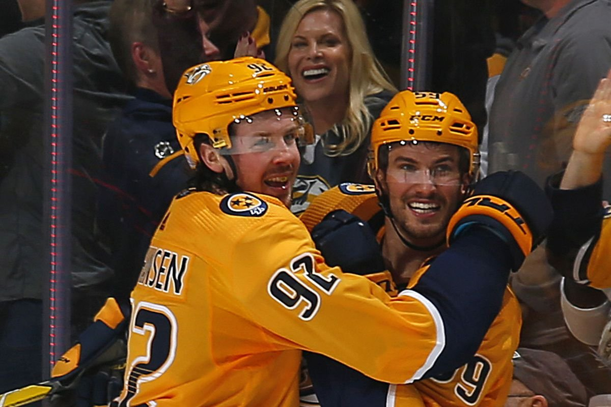 Tuesday's Dump & Chase: Back On Schedule – On The Forecheck Nashville Predators Calendar 2019 Zoo