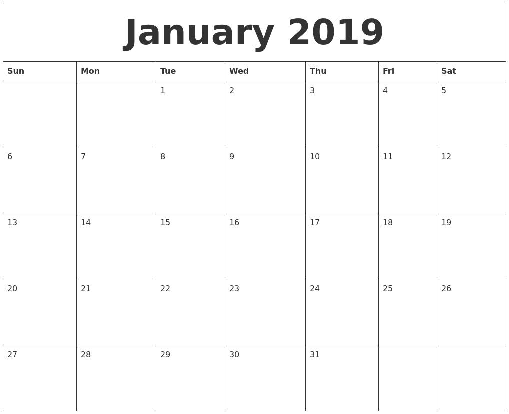 Word Calendars 2019 – Icard.cmi C Calendar 2019 Microsoft Word