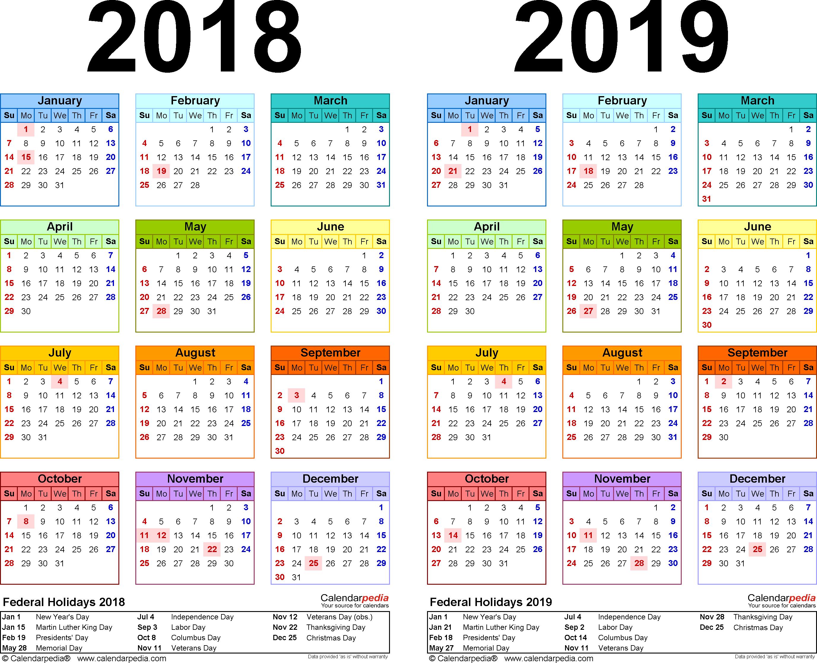 Zile Libere 2019: Guvernul Va Anunţa Când Se Fac Calendar 2019 Zile Libere