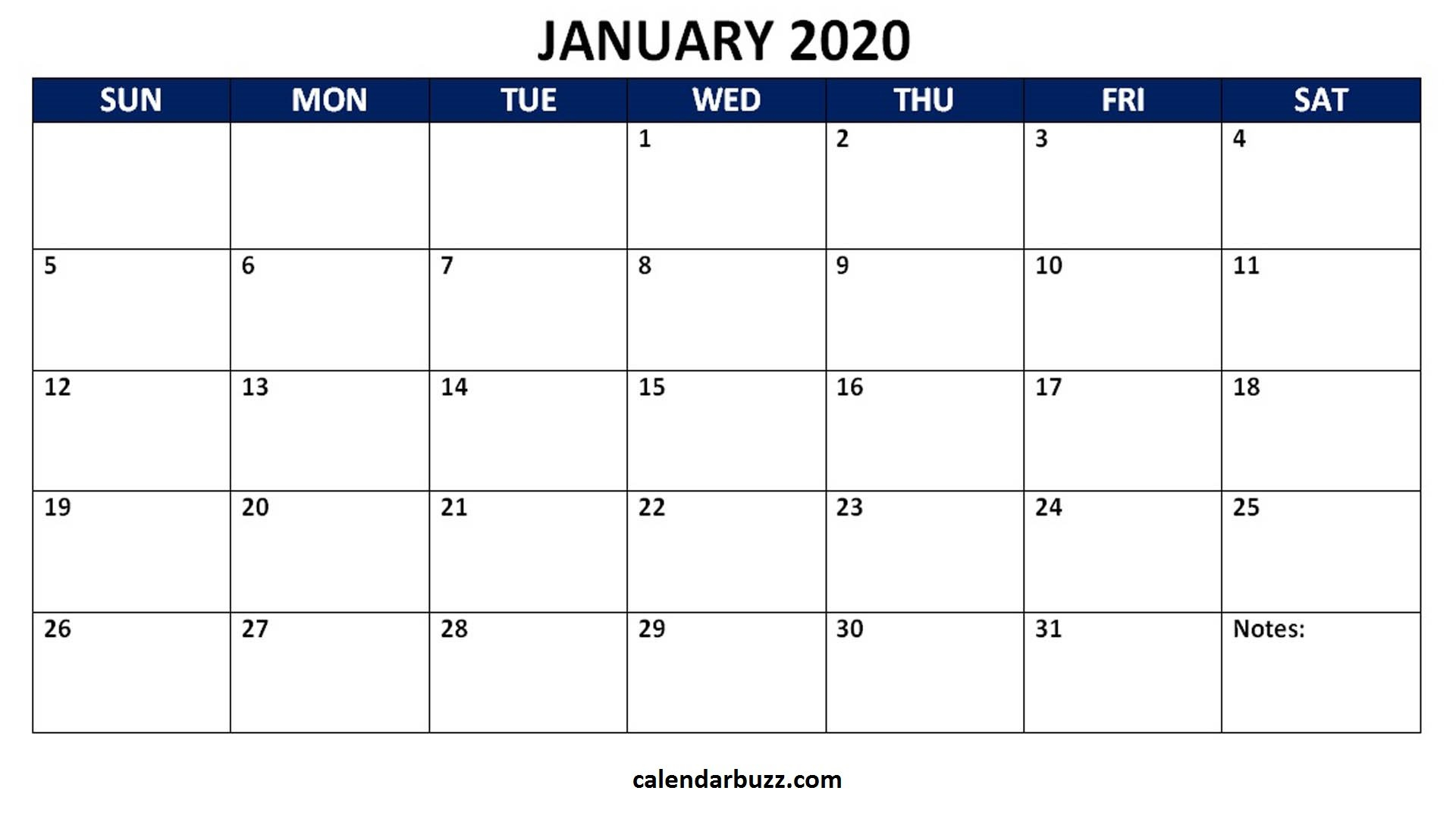 Blank 2020 Calendar Printable Monthly Word Templates I Need A Monthly Calendar That I Can Edit