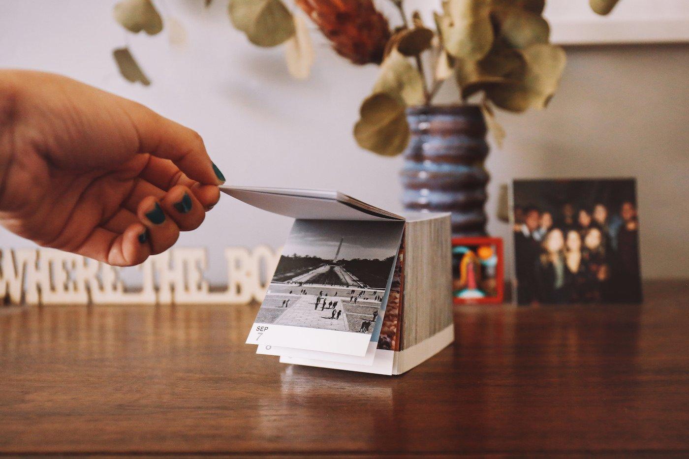 Calendar | Make Custom Tearaway Photo Calendars | Social Create A Tear Sheet Calendar