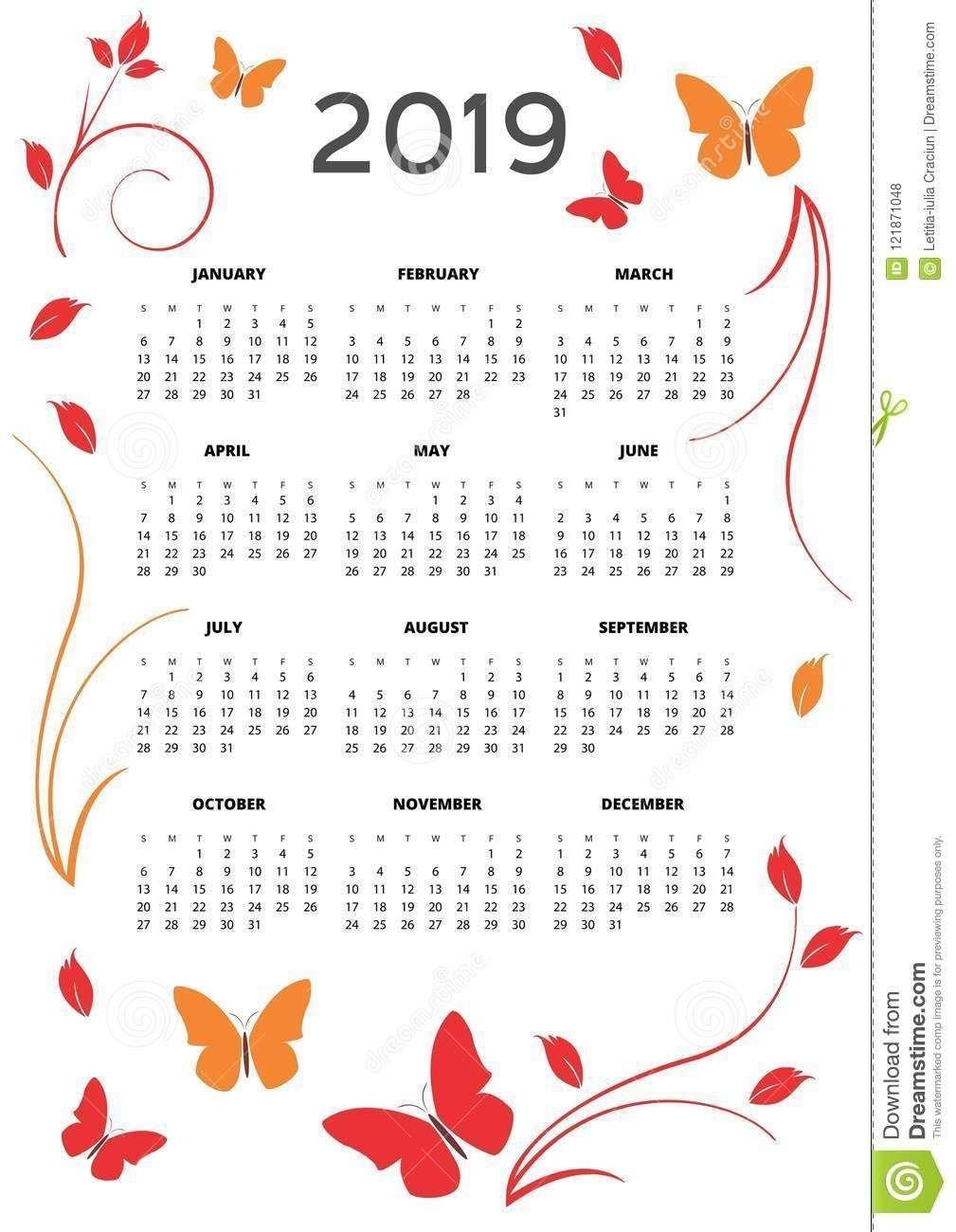 Calendar Printables Design Calendar Ideas Diy Printable Feree Blank Butterfy Calendar Month To Fill In
