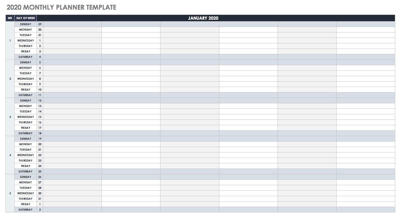 Calendar Template Google Sheet Monthly Planner ~ Addictionary Google Spread Sheet Template Clender