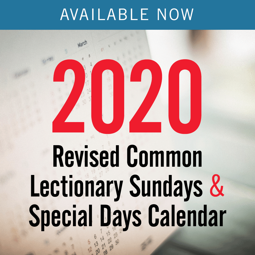 Discipleship Ministries | 2020 Revised Common Lectionary United Methodist Church Parament Colors