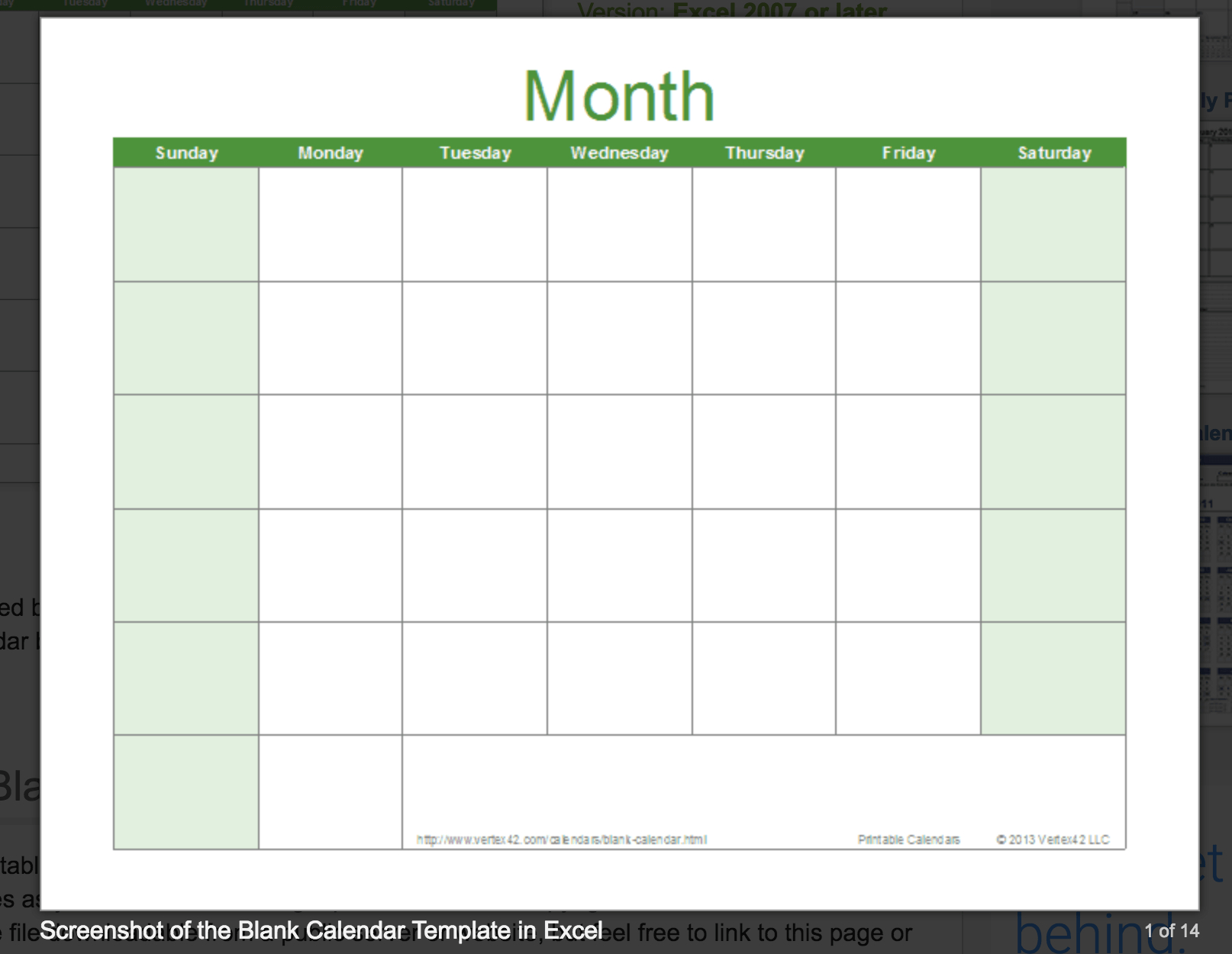 Free Printable Blank Calendar 2020 Blank Calendar I Can Edit And Print