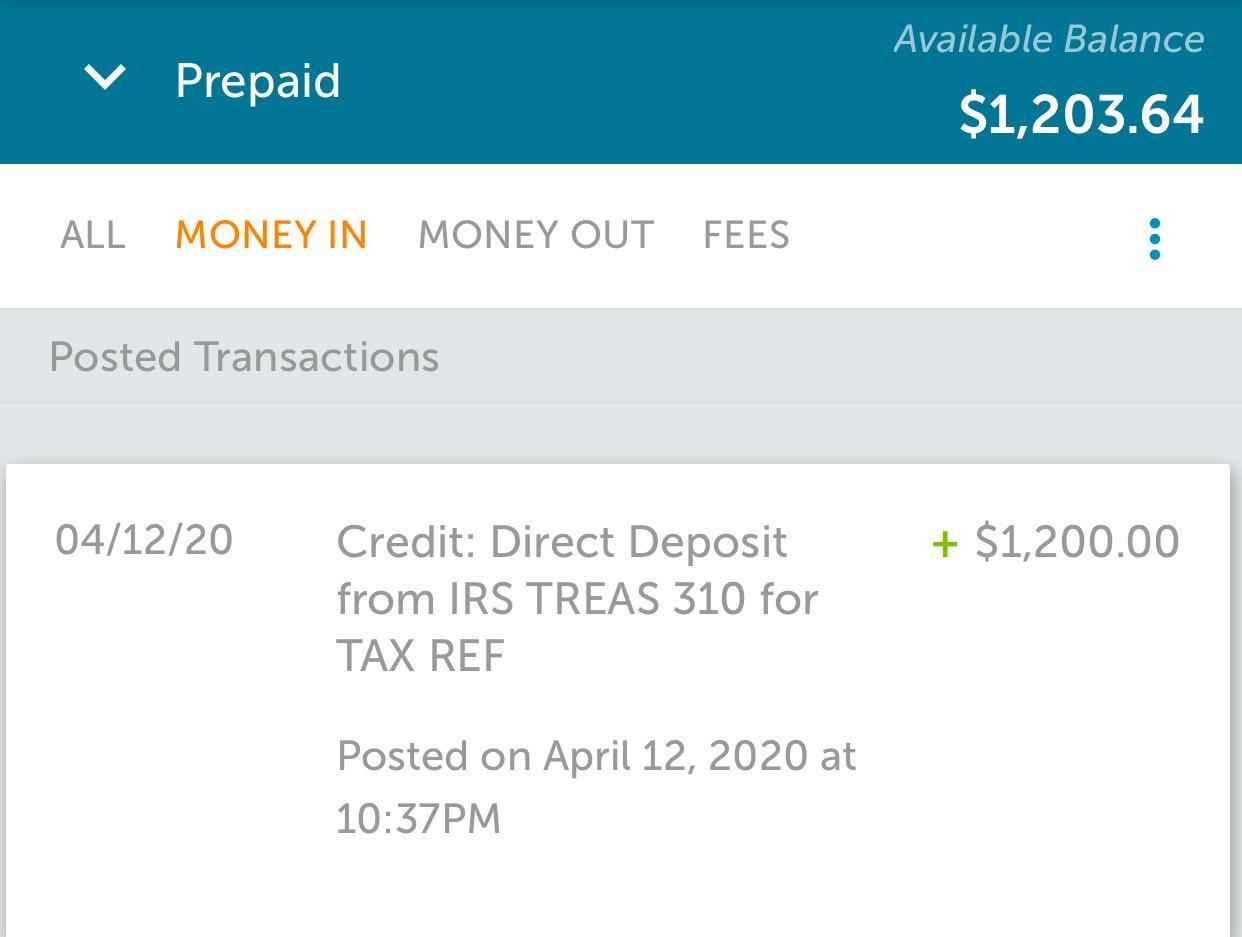 Got It (Netspend Card) : Stimuluscheck Netspend Ssi Expected Dates