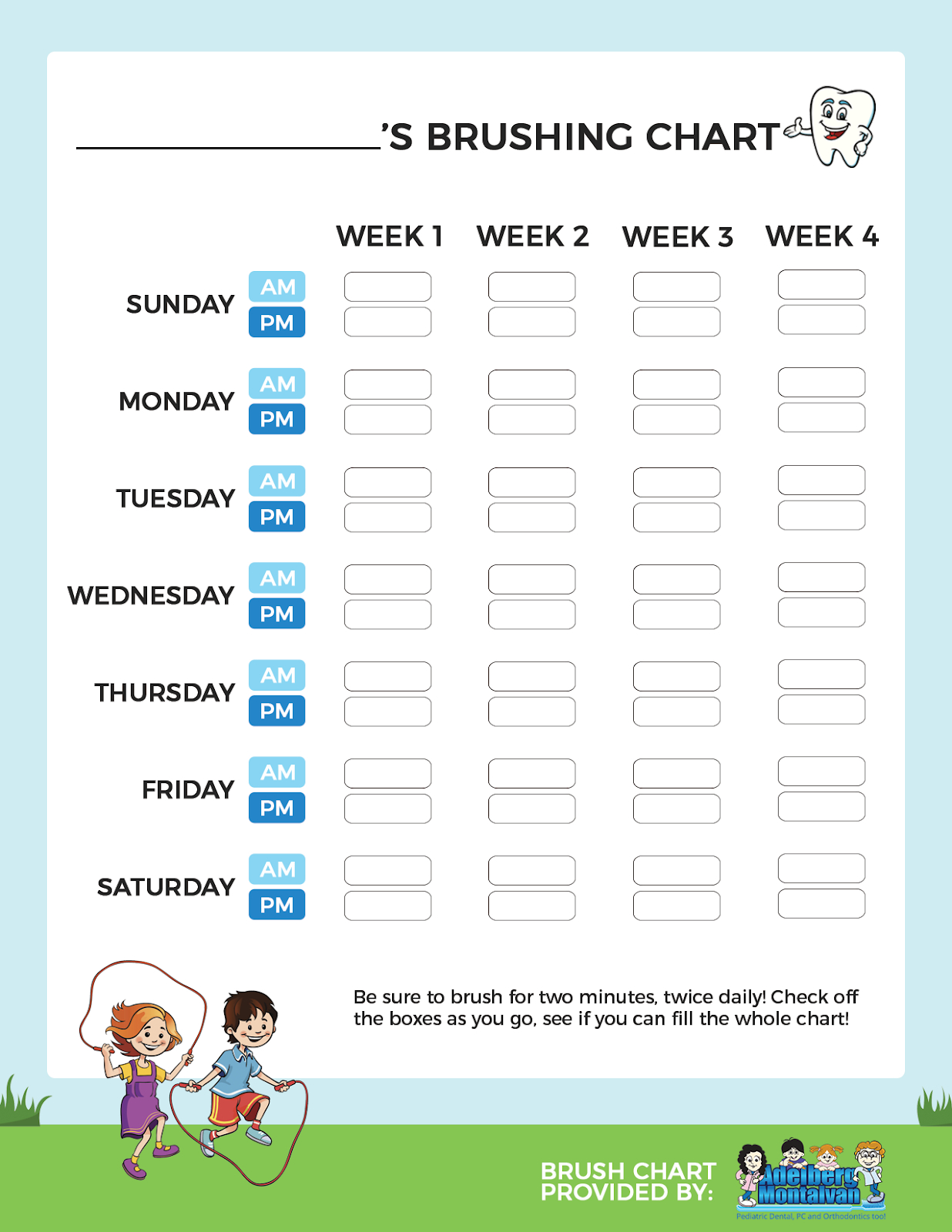 How To Create A Summer Routine – Adelberg Montalvan Create A Chart From Monday To Friday