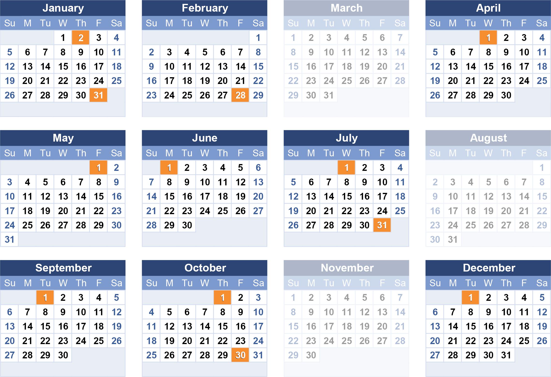 Opers Benefit Payment Schedule 5 Year Retirement Calendar
