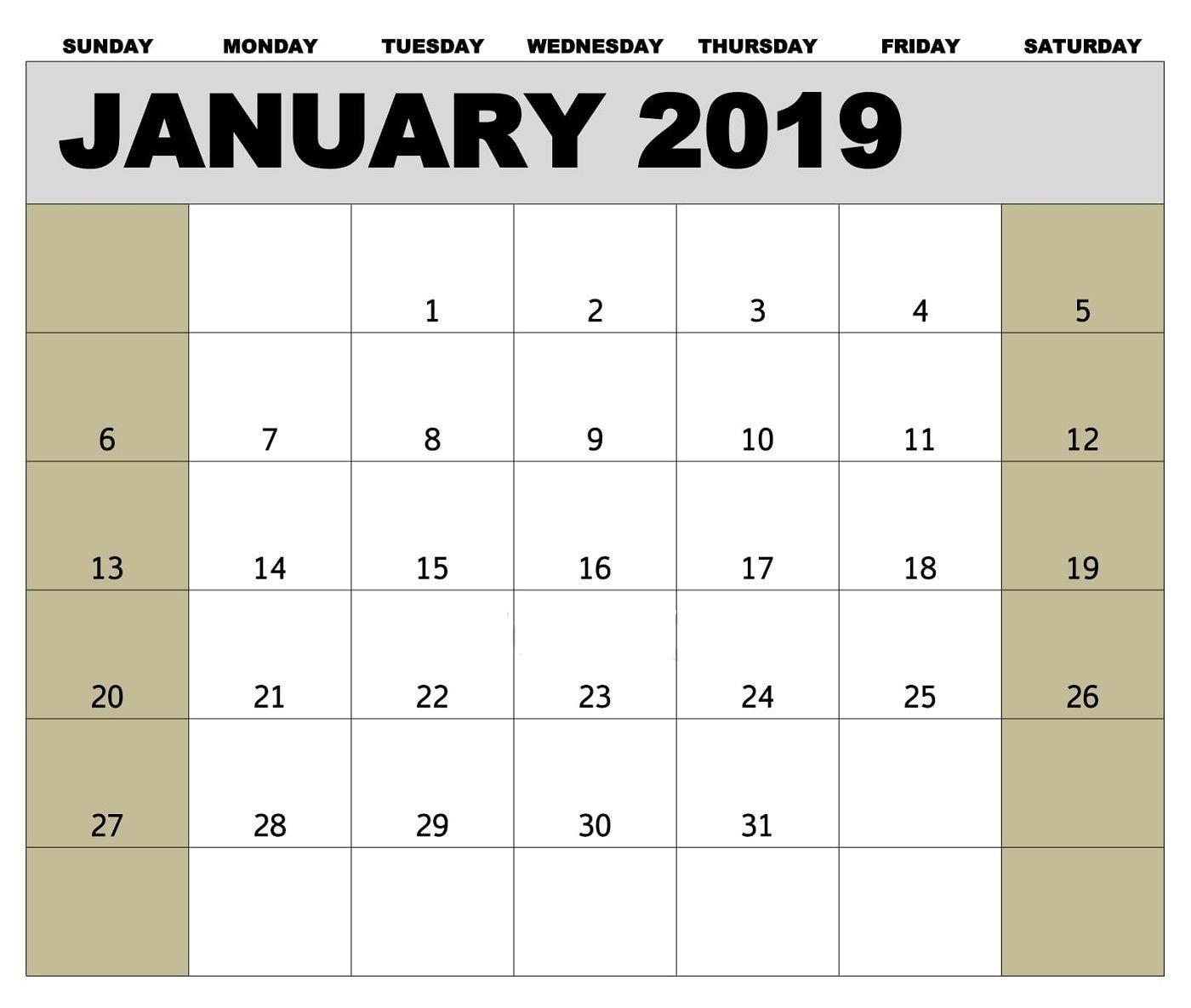 Payment Calendar Template 2019 – Samyysandra Netspend Ssi Payment Calendar