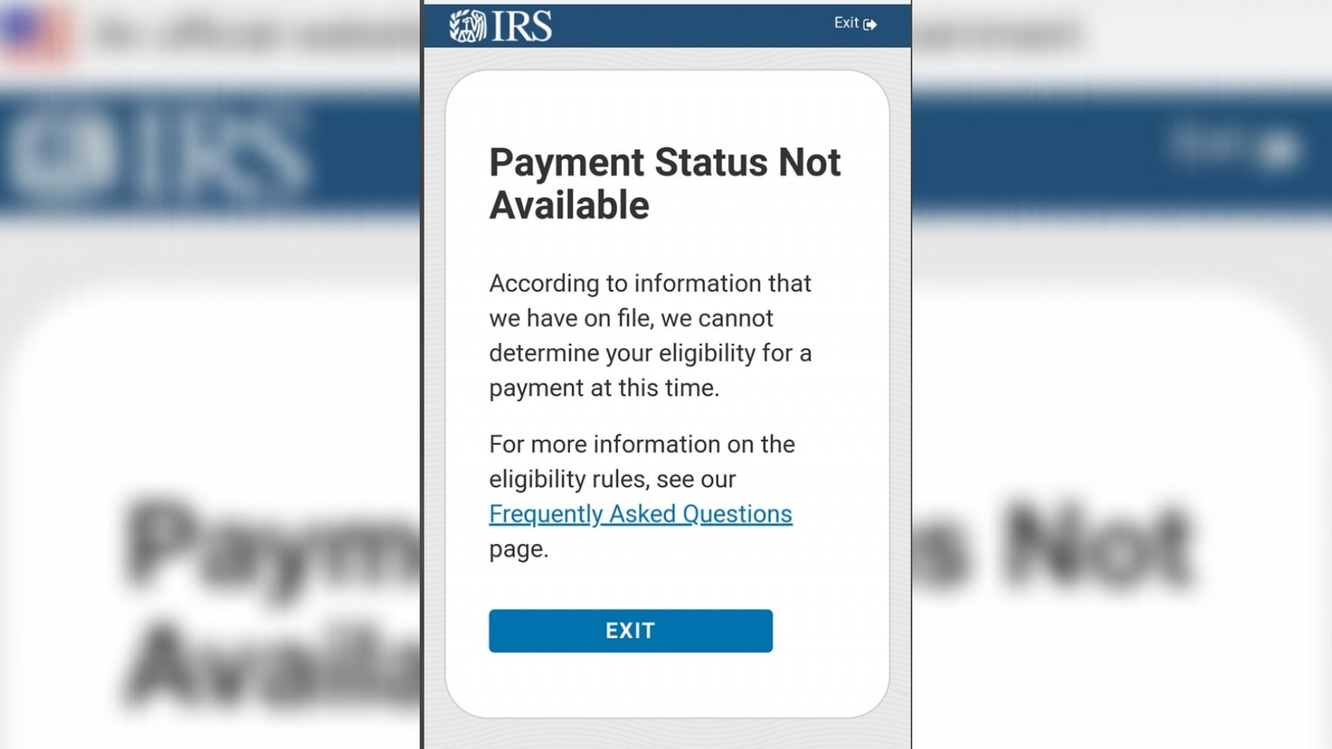 People Say They Can't Find Their Stimulus Check Using The Irs Stimulus Check Tracking