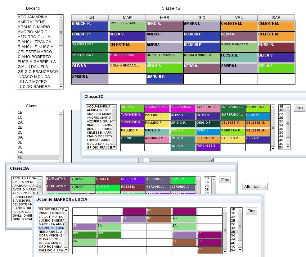 Programmi Gratis Per Realizzare L'orario Scolastico Software Free Calendario Giuliano