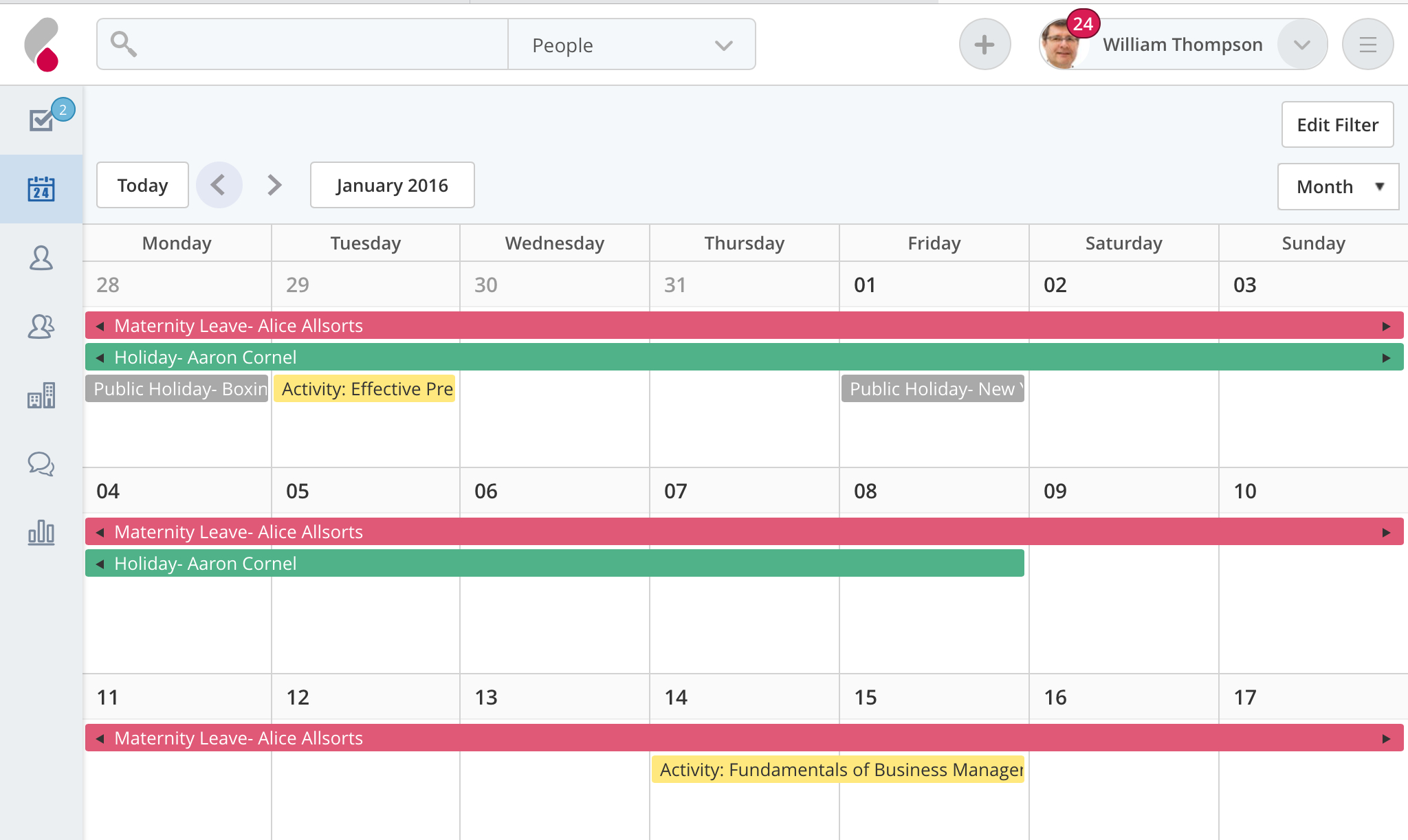 When Should Your Holiday Year Start? – Cezanne Hr Hr Calendar For The Year
