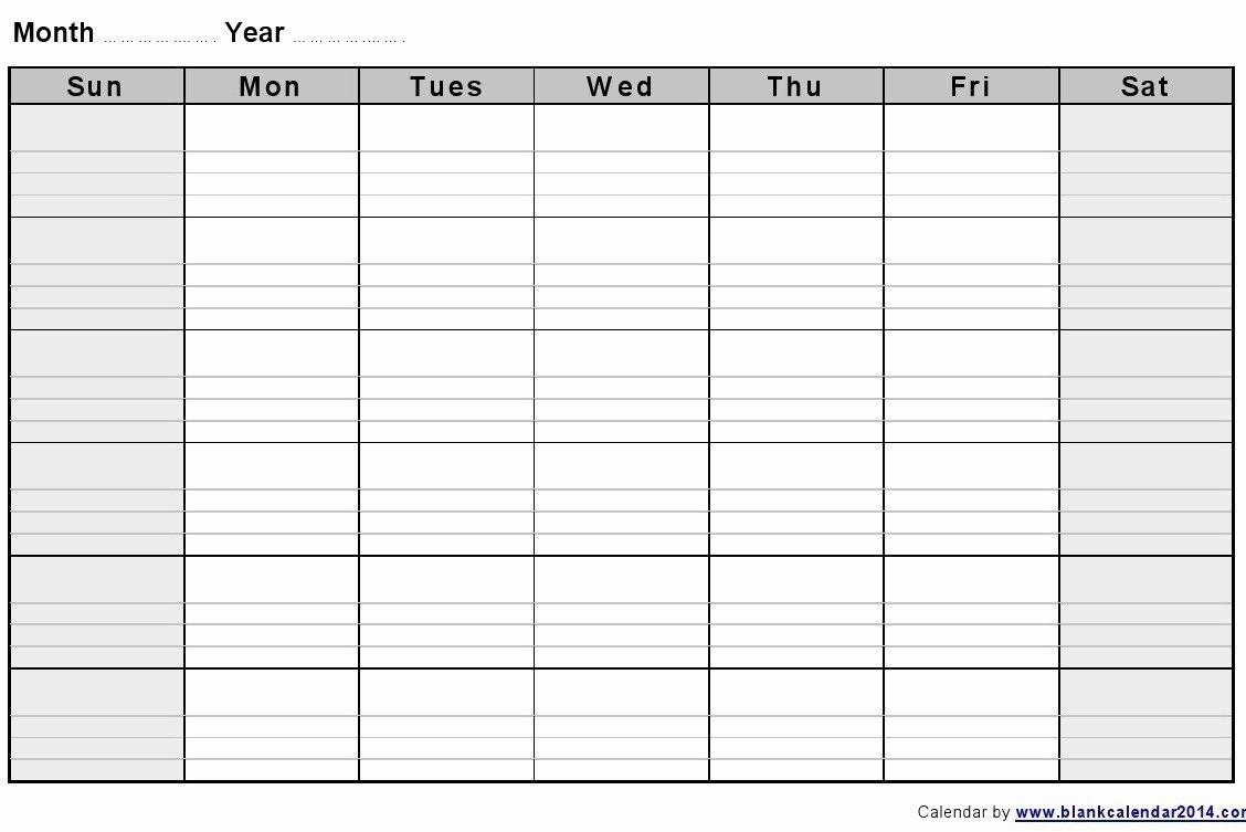2 Week Calendar Printable   Dating Sider.co Blank 2 Week Blank Printable Two Week Calendar