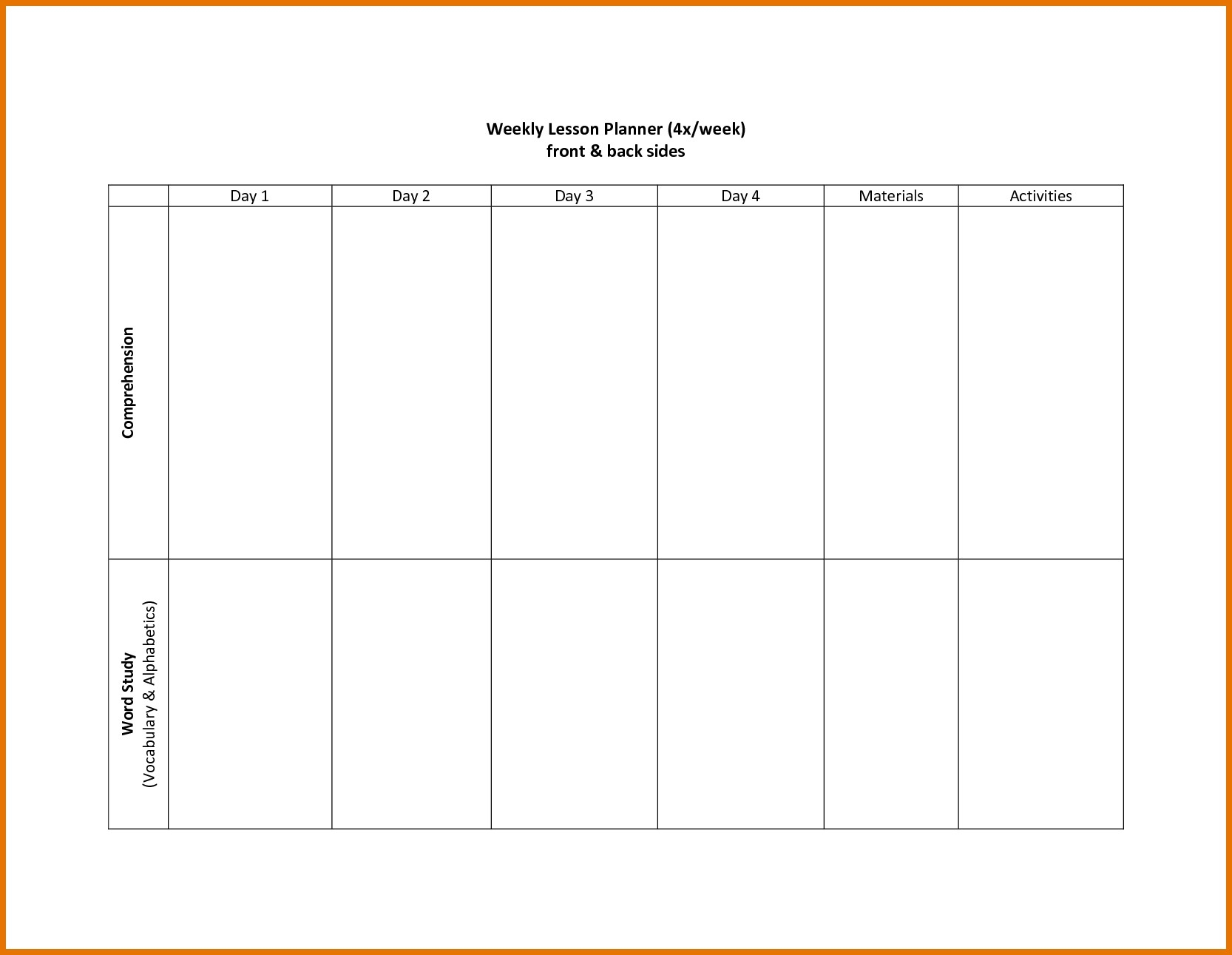 2 Week Calendar Template Word – Calendar Inspiration Design 2 Week Calendar Sample