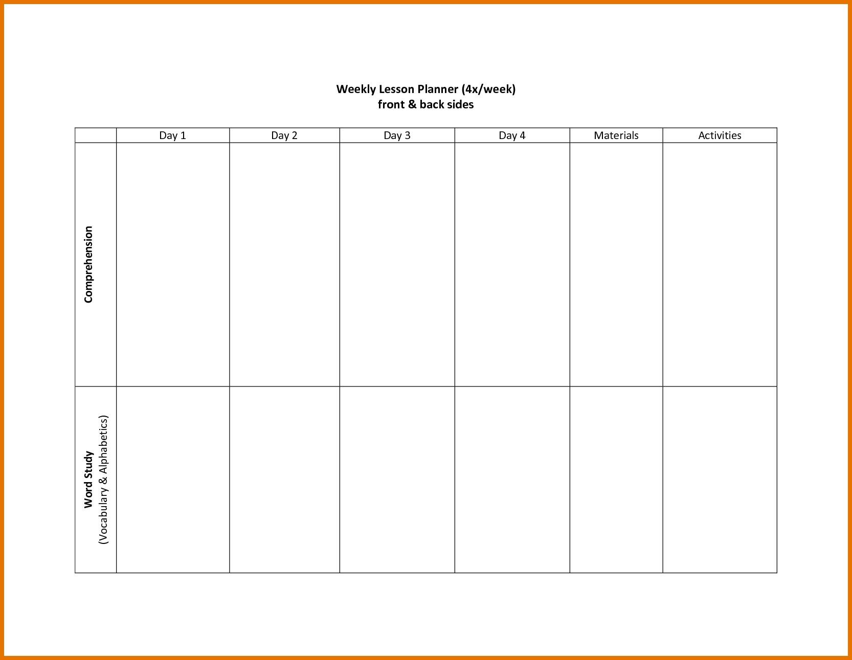 2 Week Calendar Template Word - Calendar Inspiration Design Printable 2 Week Calendar Template