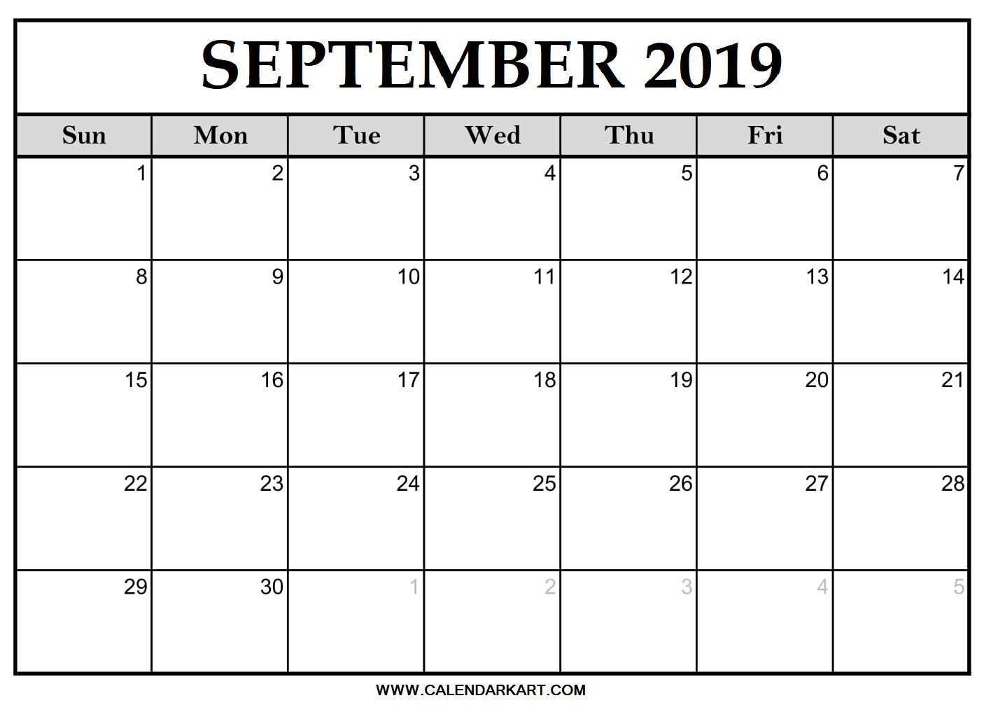 2020 Free Printable Monthly Calendars You Can Edit With Monthly Calendar I Can Edit