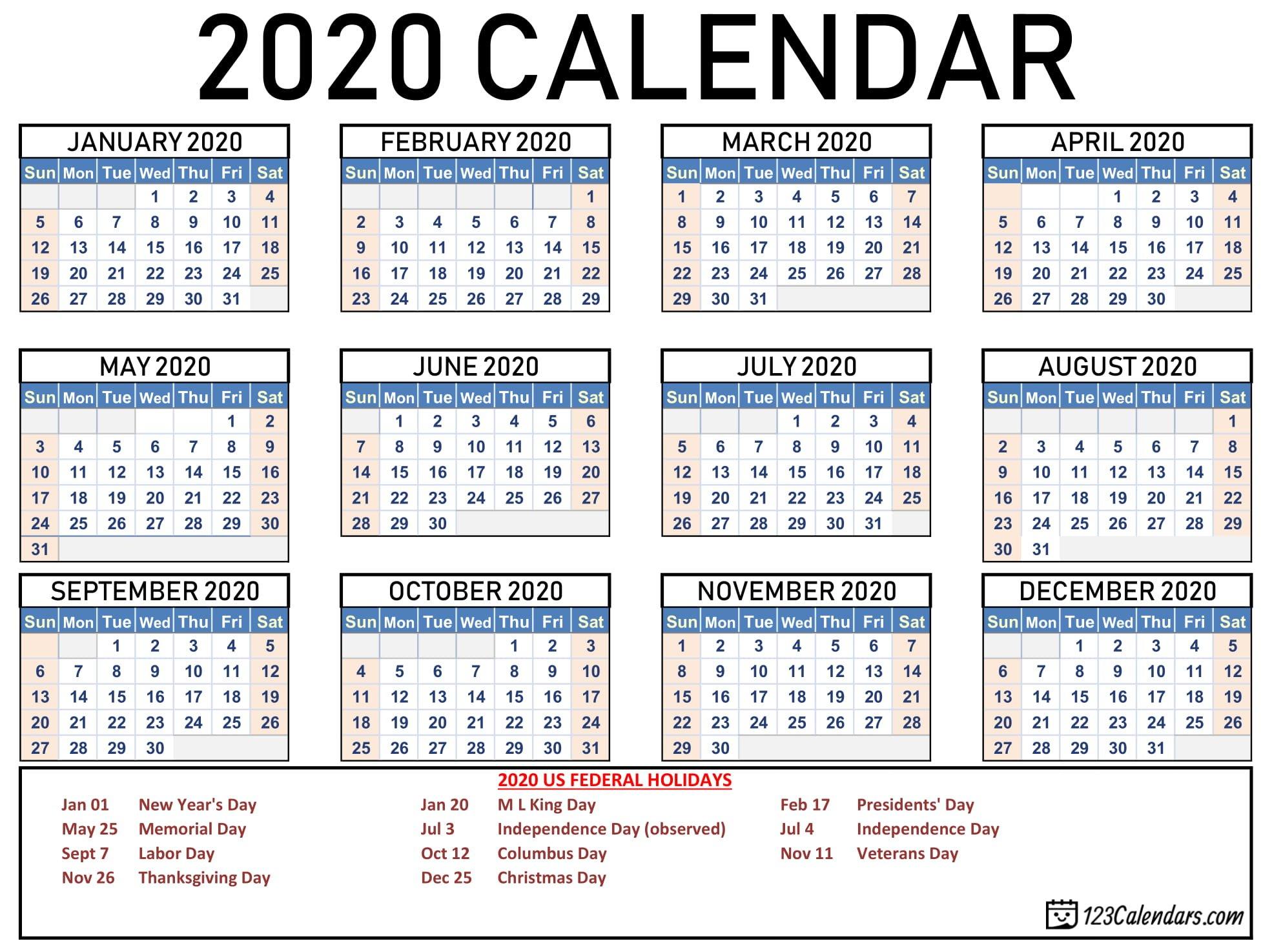 2021 Printable Calendar   123Calendars Blank 30 Day Calendar Starting May 24