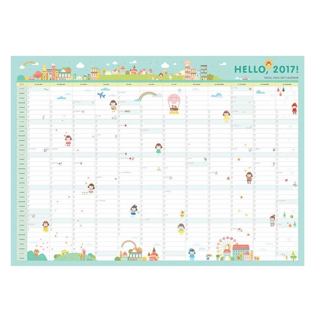 365 Countdown Calendar | Calendar Image 2020 365 Day Count Down