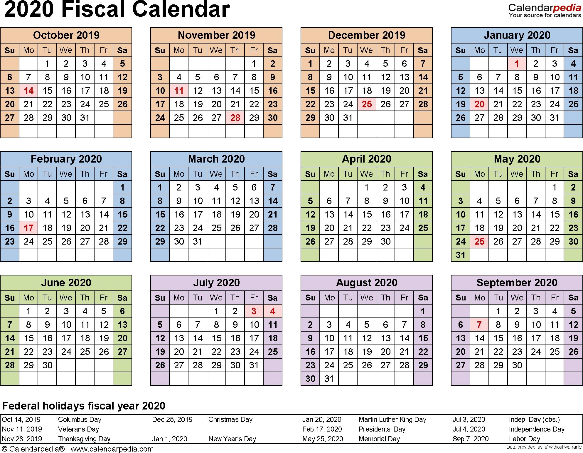5 Year Calendar 2020 To 2020   Month Calendar Printable Free Printable 5 Year Calendar
