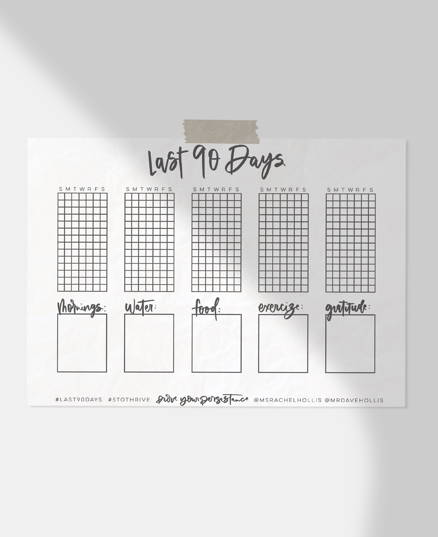 90 Day Calendar Printable   Calendar Template 2020 90 Day Meds Calendar