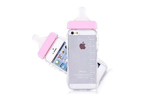 An Iphone Baby Bottle Case Baby Due Date Betting Calendar