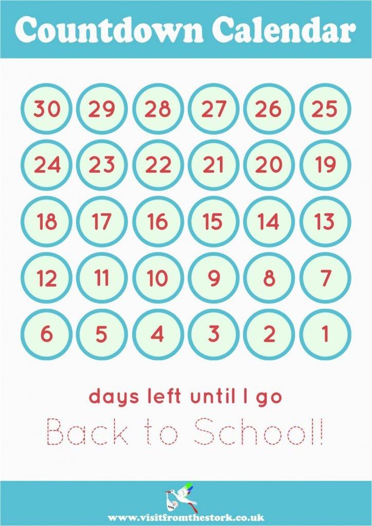 Baby Countdown Calendar Printable – Calendar Templates Pregnancy Countdown Calendar Printable Free