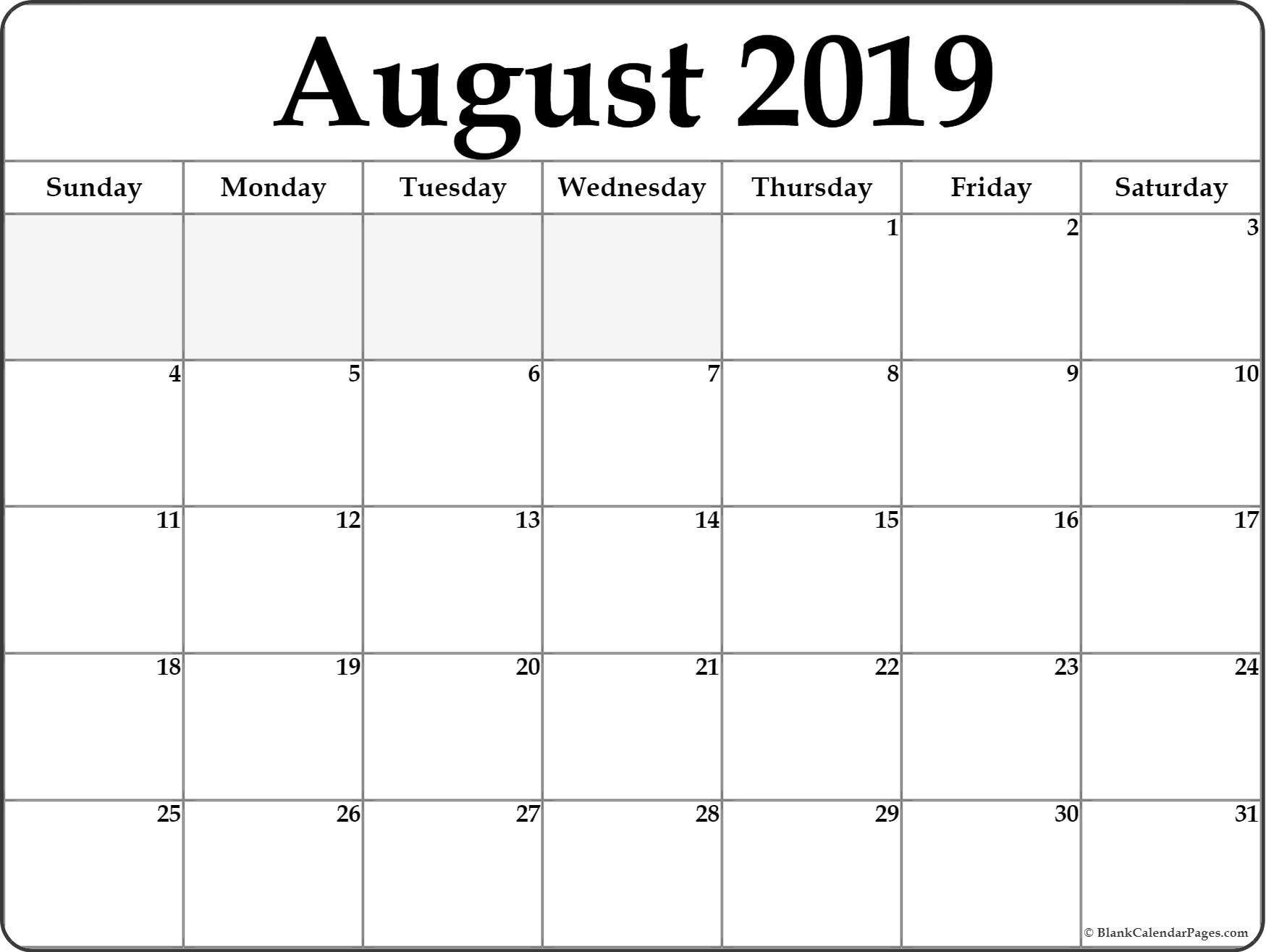 Blank Calendar To Fill In   Calendar Template Printable Free Fill In Calendars