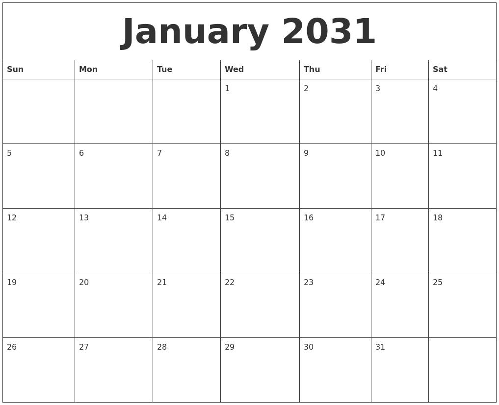 Blank Monthly Calendar Printable 2018 – Template Calendar Weekly Fill In Calendar