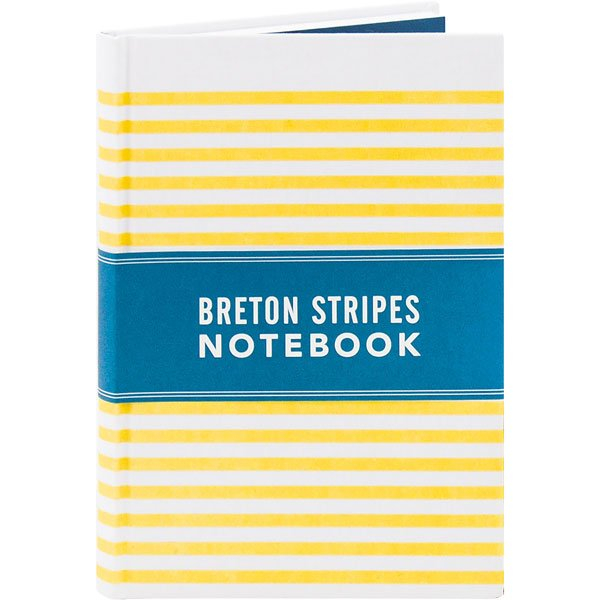 Breton Stripes Notebook   1 Review   5 Stars   Daedalus Understated Calendar Template In Publisher