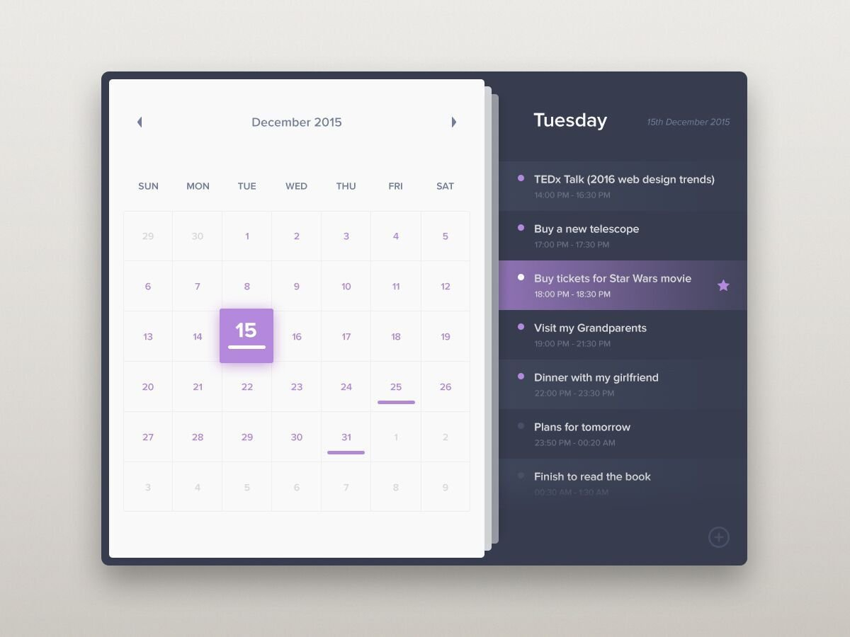 Calendar Viewsergiu Radu | 웹디자인, 앱, 달력 Free Reservation Calendar For Website