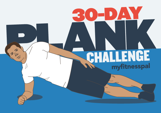 Challenge Time – 30 Day Plank Challengemyfitnesspal 30 Day Plank Chart
