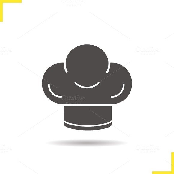 Chef Hat Photoshop Shape Free Download » Designtube Unique 47 Illustration Depo Shot Calendar