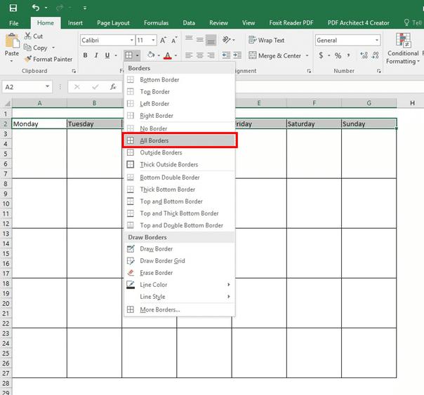 Create Calendar In Excel In Just 5 Mins【How To Make Insert Calendar In Excel