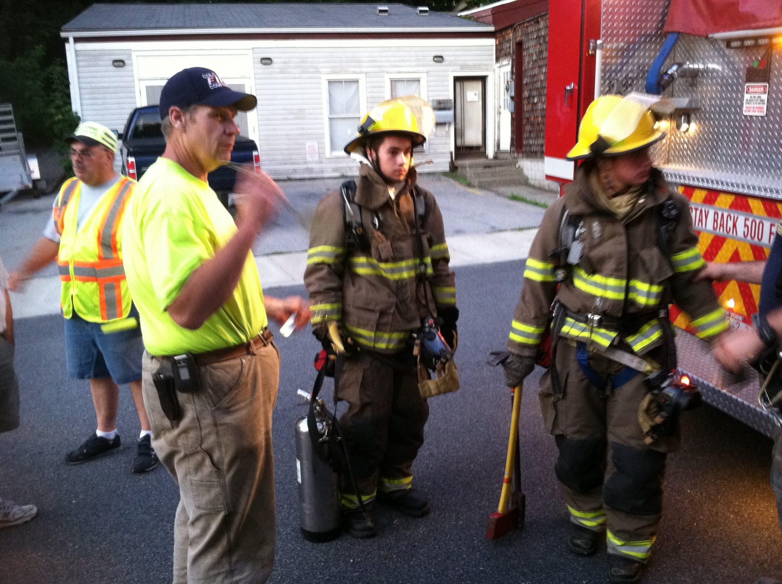 Csfc Interior Firefighter / Driver Training Drill » Cold Blank Training Calendar Tueday Nights