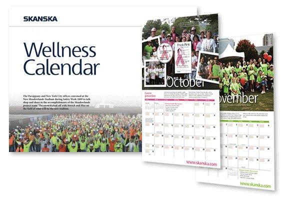 Custom Design Publications – Personalized Member Content Calendar For Member Newsletters