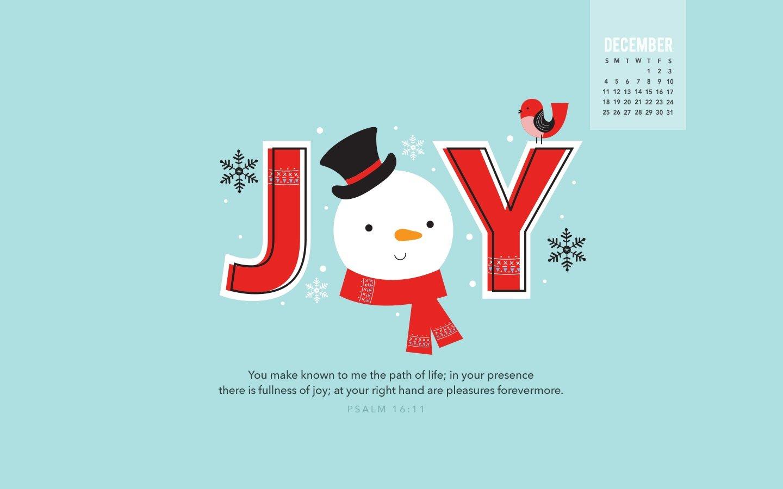 December 2016 – Joy Desktop Calendar  Free December Wallpaper Cross Cards Lune Calebders