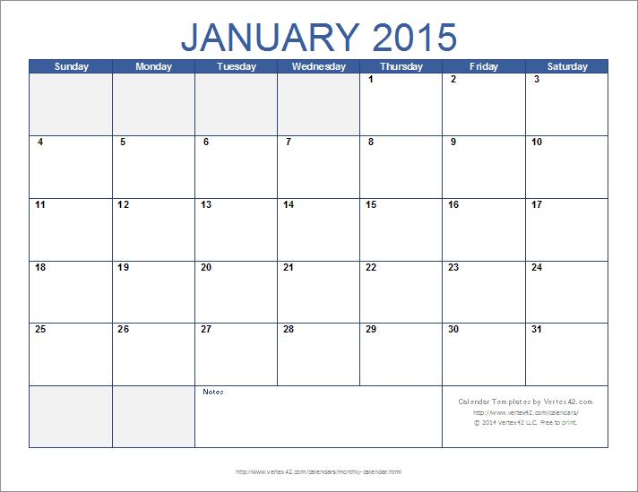 Download The 12 Month Calendar Template From Vertex42 Sprint Days Calendar Excel