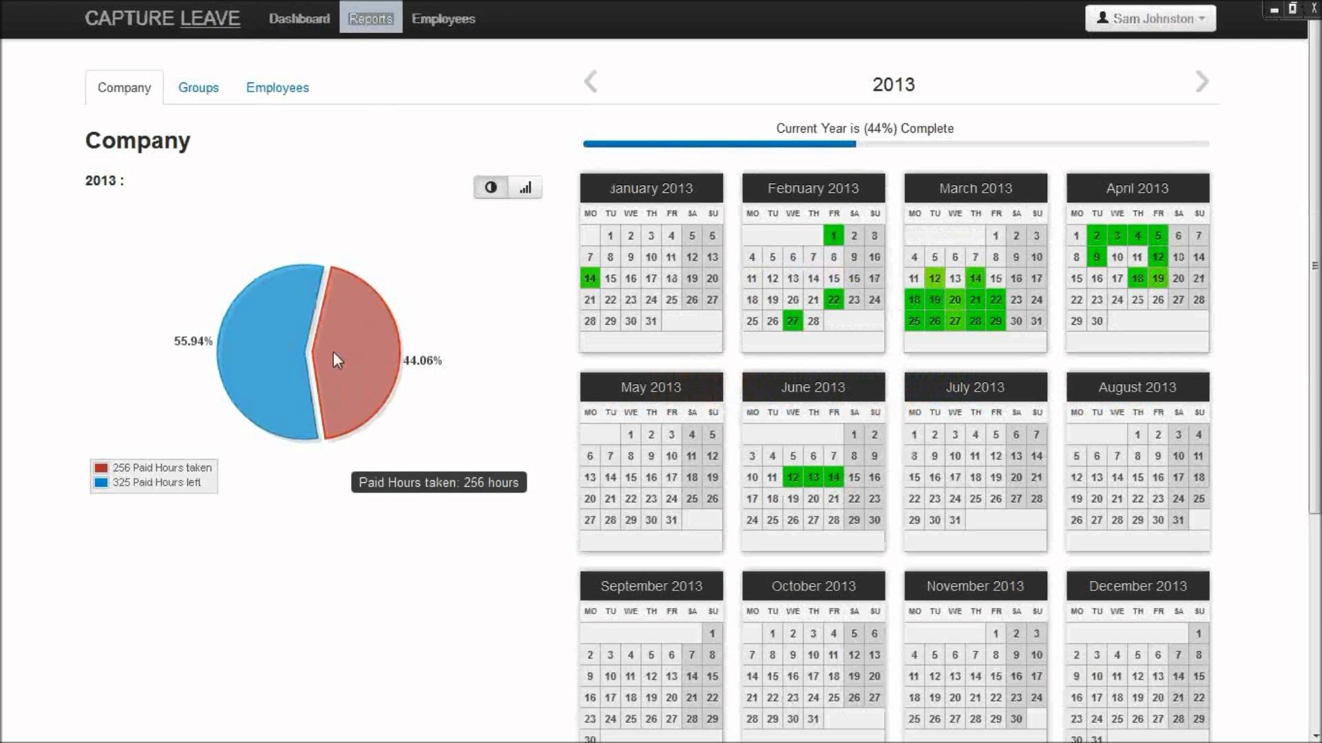 Employee Vacation Tracking – Emmamcintyrephotography Time Off Calendar Excel Template
