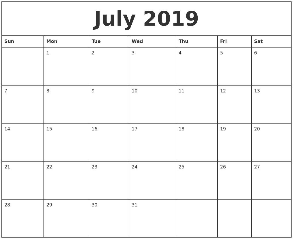 Fill In Printable Monthly Calendar – Calendar Inspiration Calendar To Fill In And Print