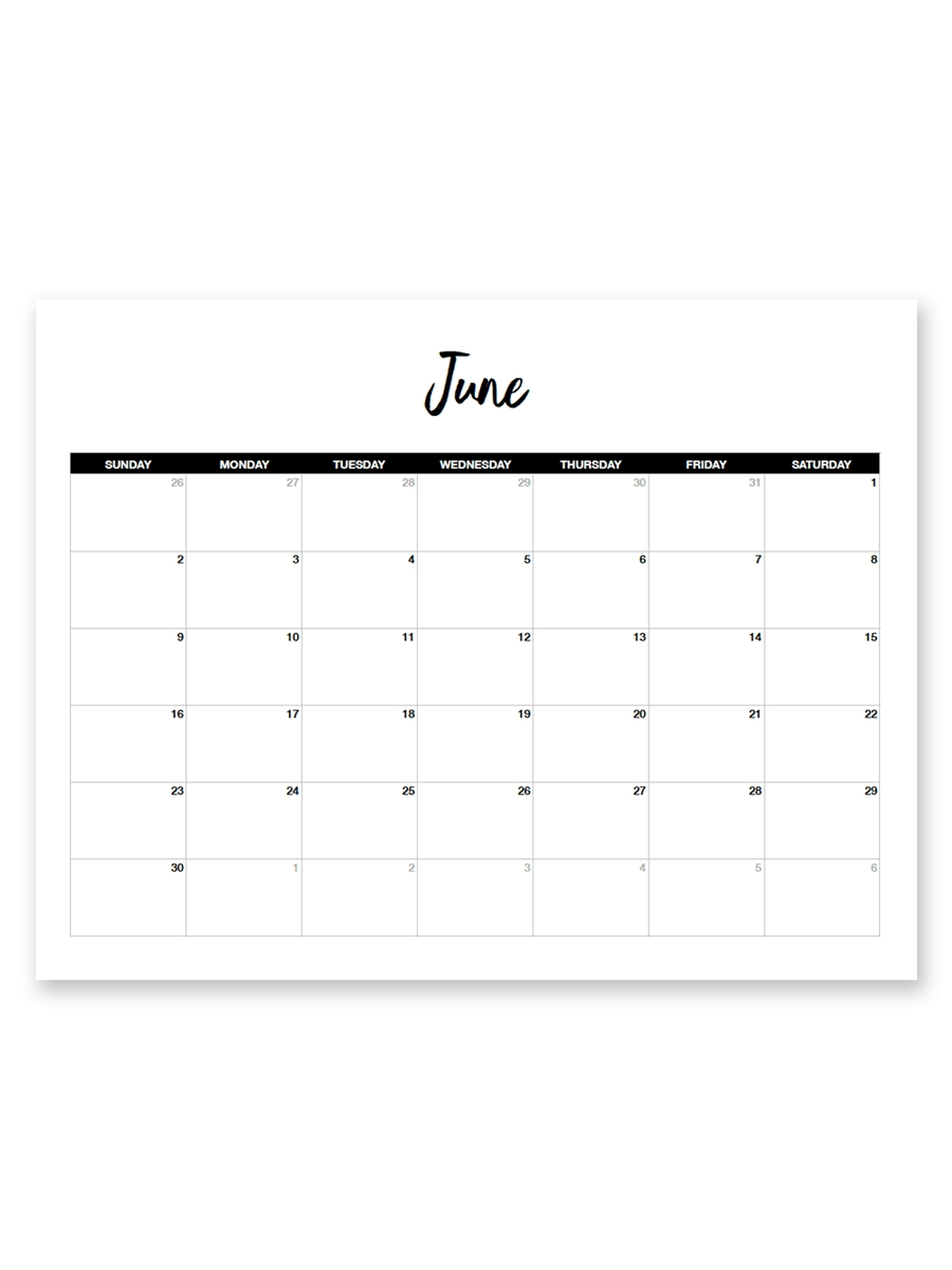 Free 8.5 X 11 Calendars – Calendar Inspiration Design Calendar 8 X 11 Downloadable