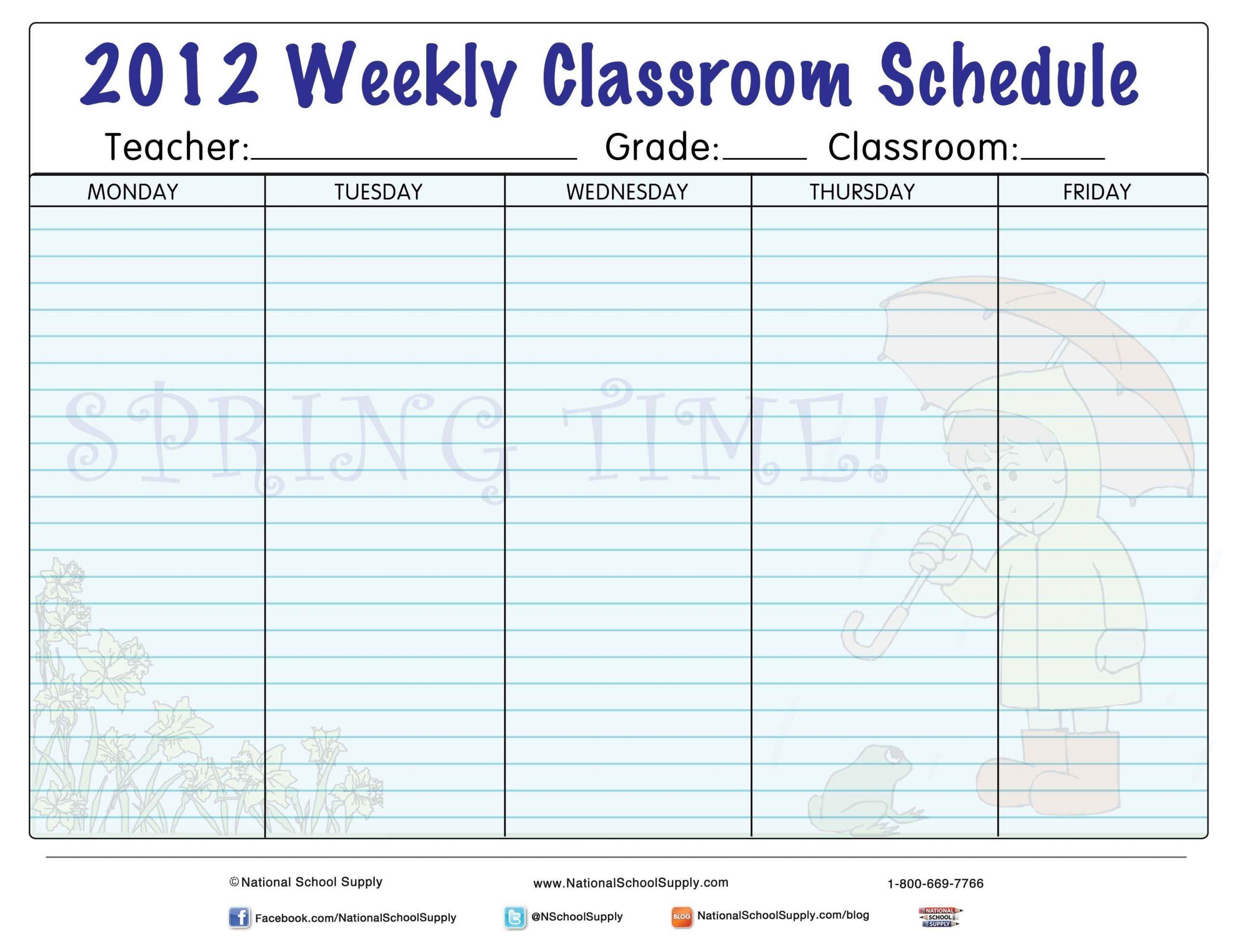 Free Editable Calendar For Teachers   Qualads Free Editable Monthly Calendar Teachers