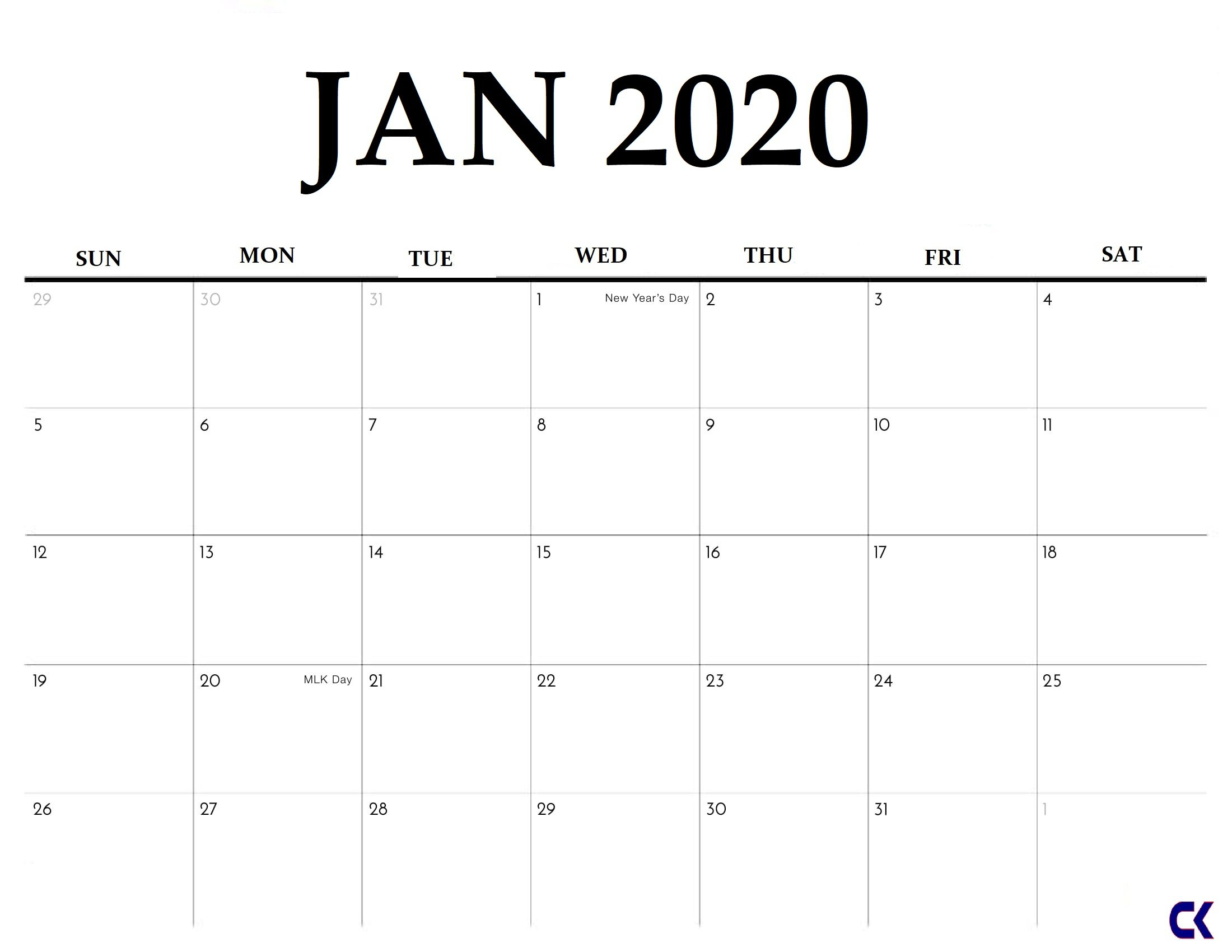 Free Print 2020 Calendars Without Downloading   Calendar Free Online Printable Calendar Without Downloading