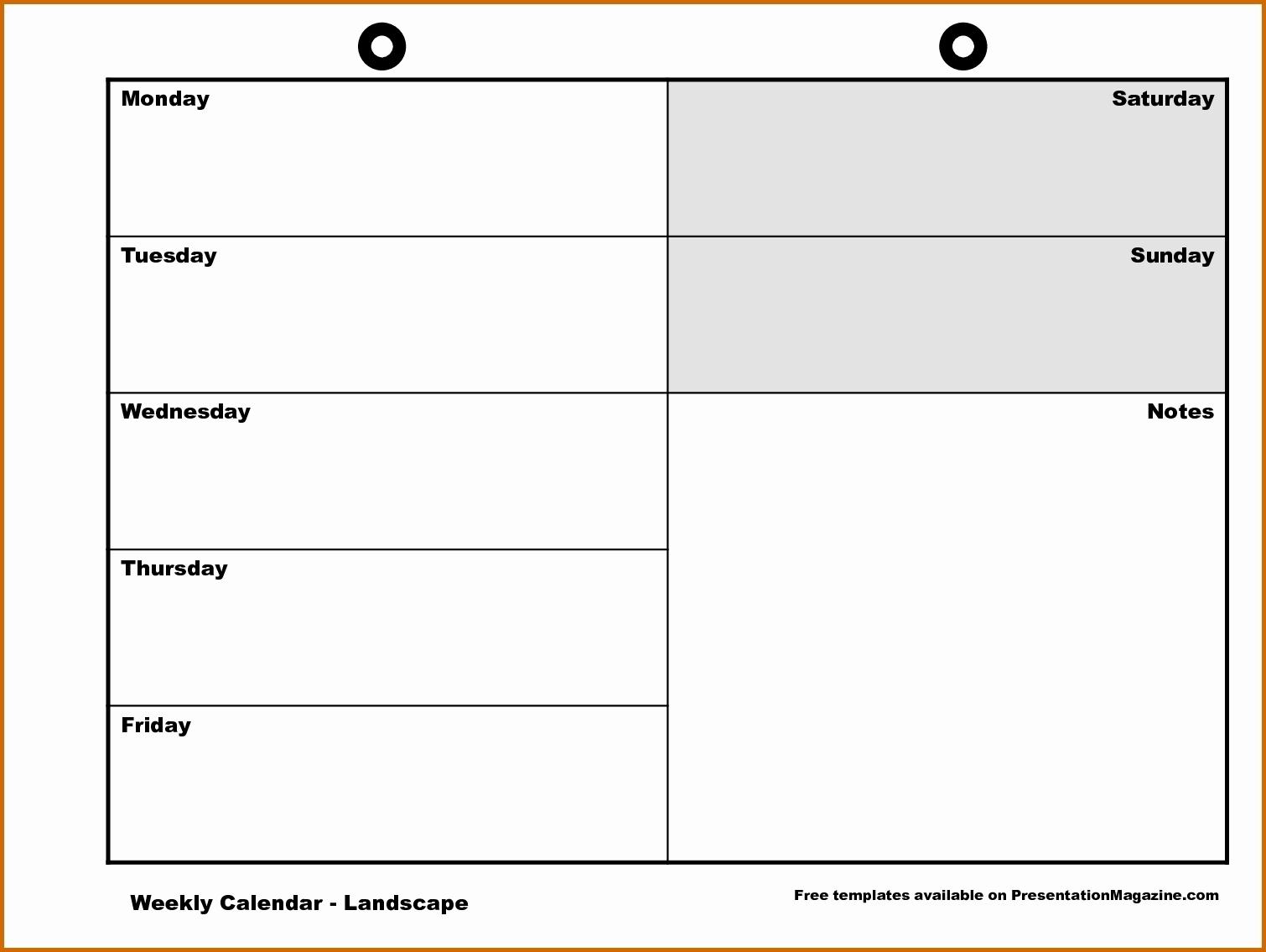 Free Printable Calendar Monday Through Friday | Ten Free Free Daily Calendar Monday Through Friday