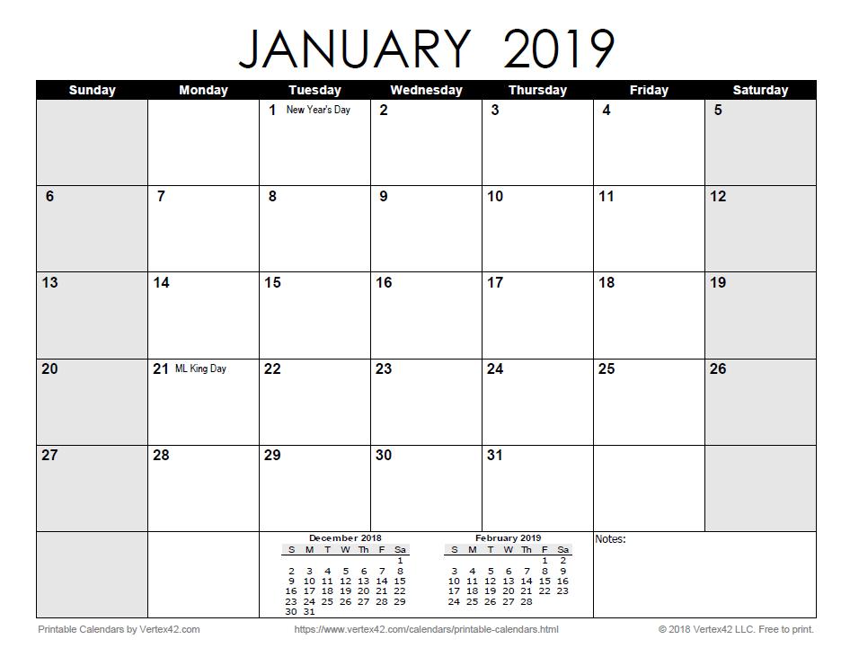 Free Printable Calendar – Printable Monthly Calendars Free Printable Monthly Calendar Without Download