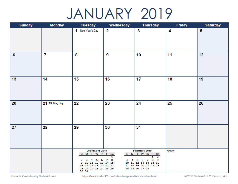 Free Printable Calendar – Printable Monthly Calendars How To Fill In Calendar & Print