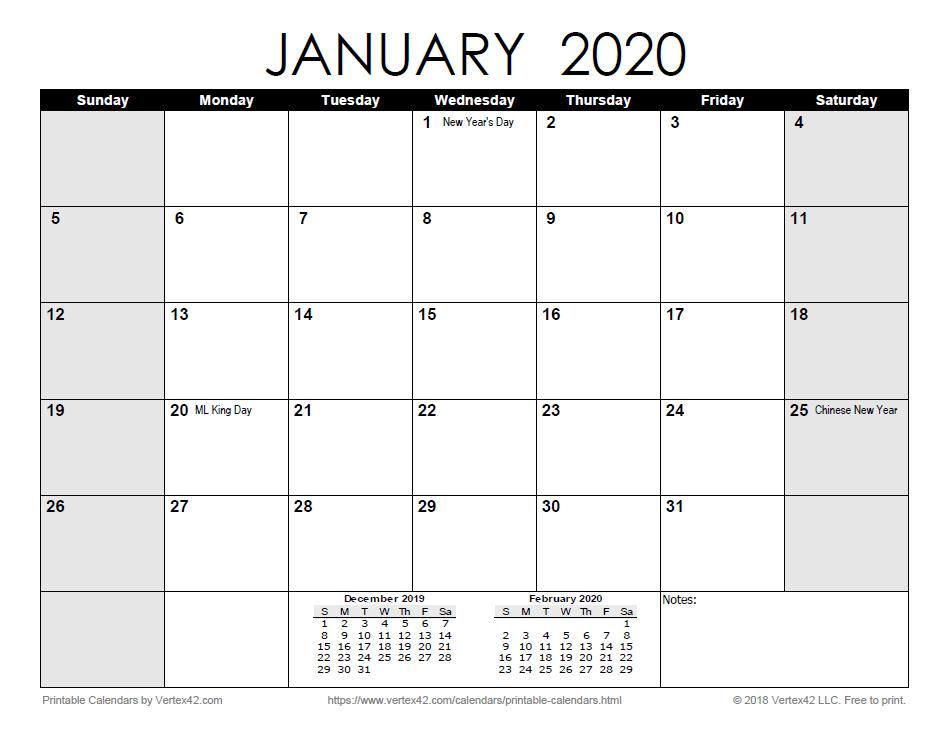 Free Printable Calendar – Printable Monthly Calendars Printable Rip Off Day Calendar