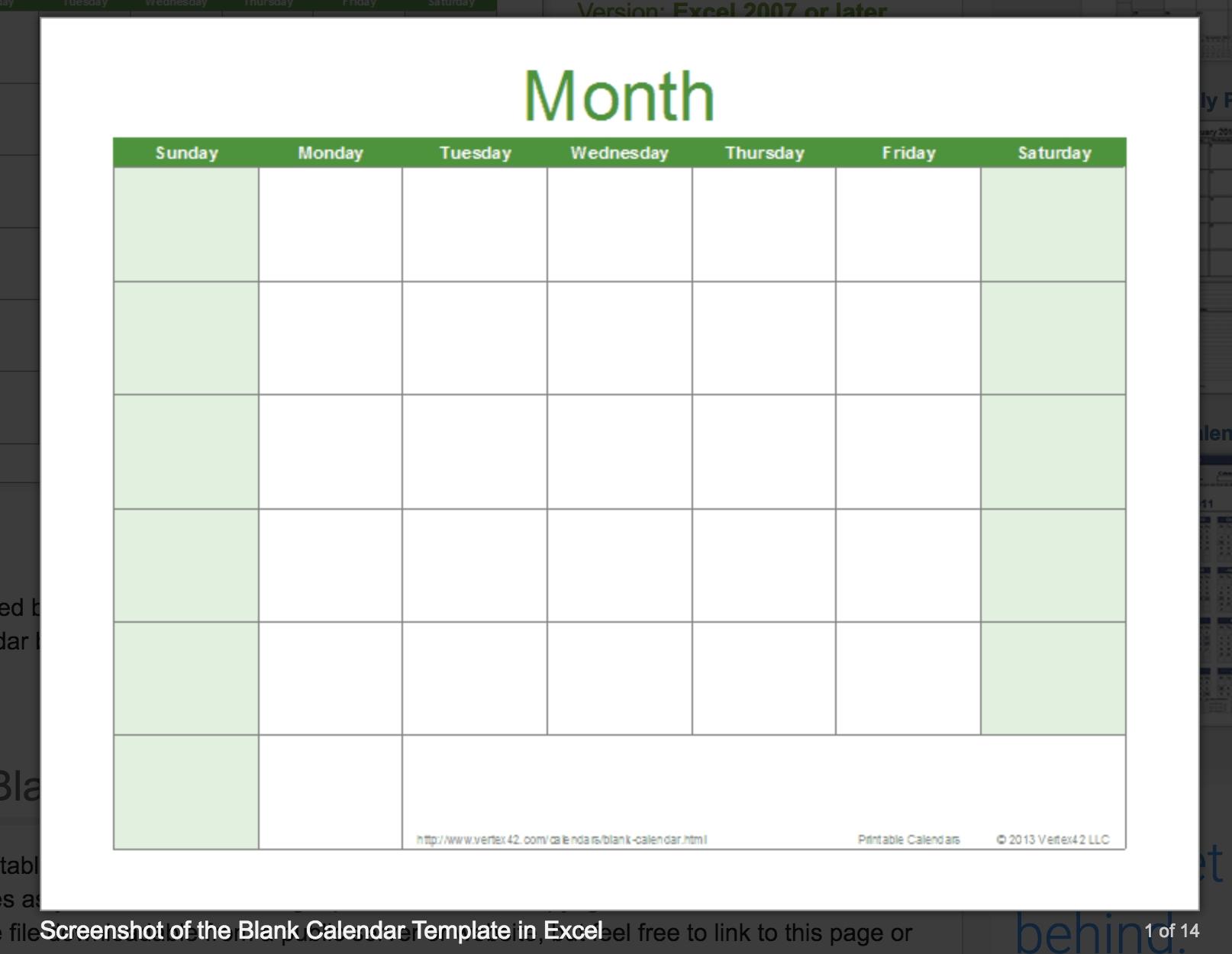 Free Printable Calendar You Can Edit | Month Calendar Printable Calendar You Can Edit