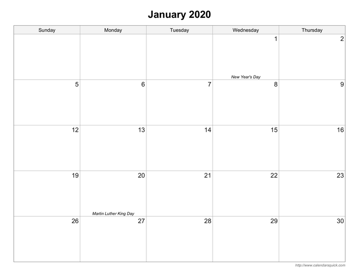 Free Printable Calendars – Calendarsquick Day To Day Calendar Template